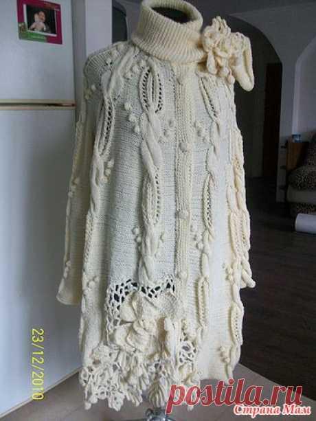 Smart coat from Elena Hanchuk-Kalchenko