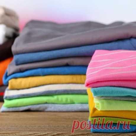 Стирка одежды... Натуральный кондиционер для белья заменит химию!