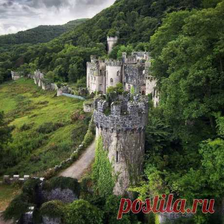 Замок Грайч, Великобритания
