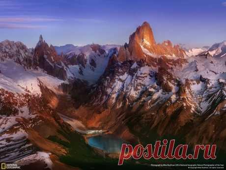 Патагония, Южная Америка. Автор фото — Mike Reyfman, участник фотоконкурса «Nature Photographer of the Year»: