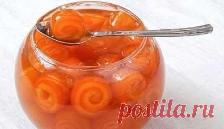 Обалденное варенье из апельсиновых корок