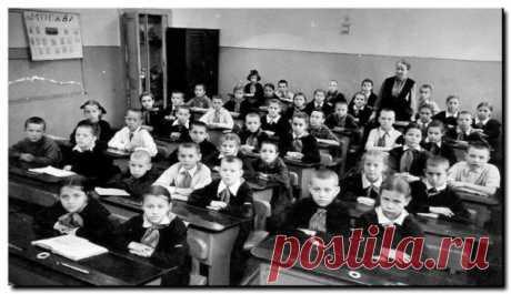 В 1961 году президент США Джон Кеннеди произнёс знаменитые слова:    «Космос мы проиграли русским за школьной партой»