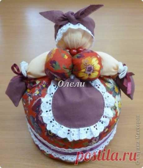 Мастер-класс по народной кукле | Страна Мастеров