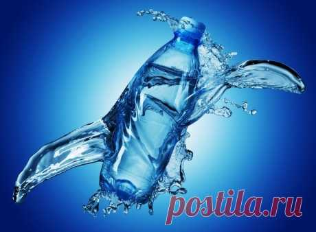 Массаж пластиковой бутылкой