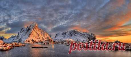 Рейне, Норвегия. Автор фото — Сергей Гармашов: nat-geo.ru/photo/user/124855/