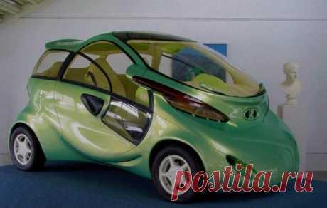 Необычные автомобили, которые так и не попали в серийное производство