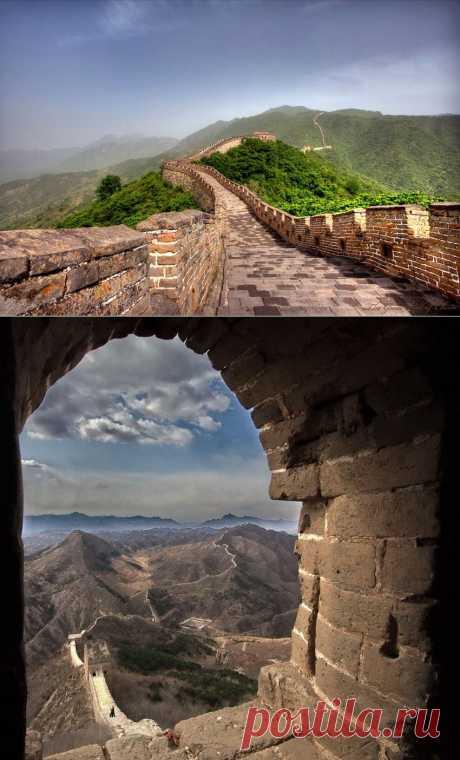 Лучшие сайты - Великая китайская стена