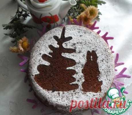 Шоколадный кекс в мультиварке - кулинарный рецепт
