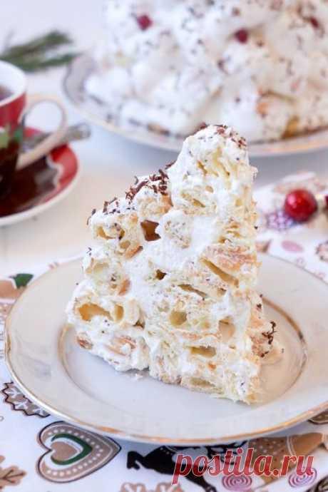 """Торт """"Дамские пальчики"""" - My lovely cake"""