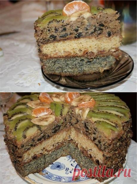 """Торт """"Королевский"""": рецепт классический :: SYL.ru"""
