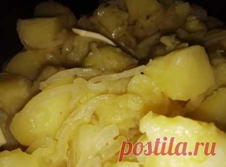 Забытый способ приготовления картошки! Не вареная, не жареная и не пюре