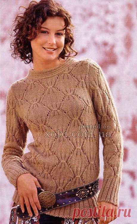 Вязание для женщин. Пуловеры » Страница 11