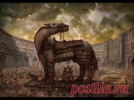 Учеными расшифрован древний текст о Троянской войне.