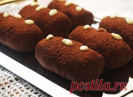 «Картошка» – знаменитые финские пирожные / Простые рецепты