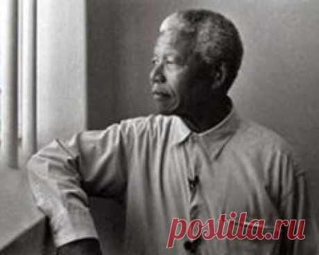 Сегодня 18 июля в 1918 году родился(ась) Нельсон Мандела-АФРИКА