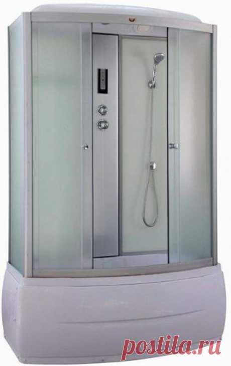 Душевая кабина Parly BN170 170x75 см купить в интернет-магазине Bydom.by (Код товара: 28173)