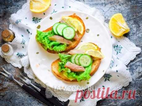 Бутерброды с копченой скумбрией — рецепт с фото на Русском, шаг за шагом. Вкусные и простые в приготовлении бутерброды на каждый день или для праздника.