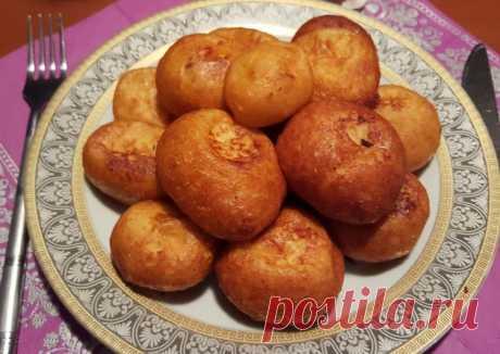 Картофельно-сырные шарики - Cookpad