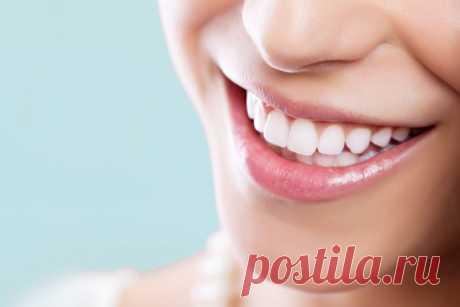Естественное пломбирование зубов