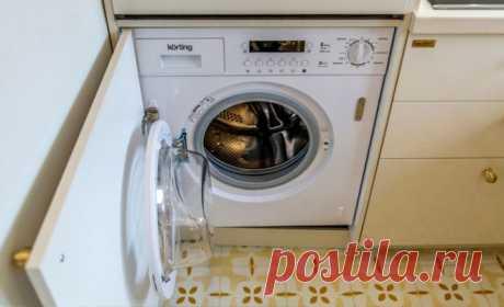 Опытные хозяйки знают почему нельзя держать пустую стиральную машинку закрытой. Вся опасность в...