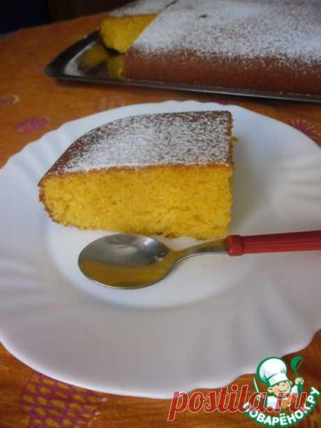 Торт морковный от бабушки Анны (La torta con carote di nonna Anna)