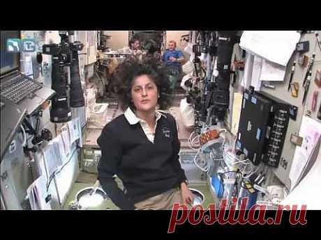 Экскурсия по МКС от астронавта НАСА