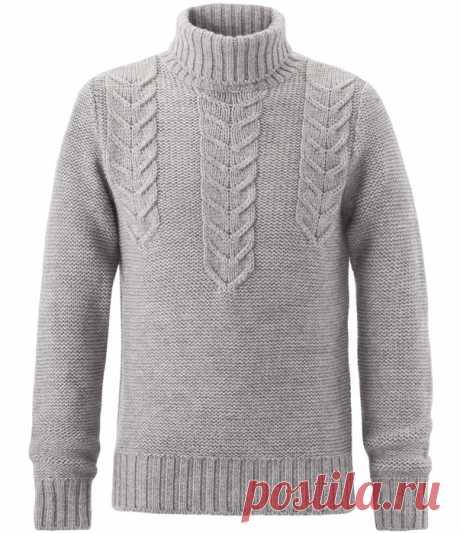 Подборка мужских свитеров