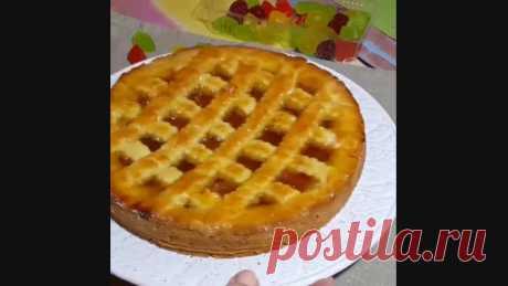 Готовим пирог на скорую руку! :)