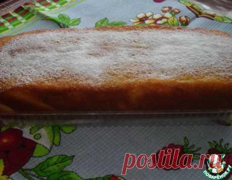 Нежный кекс – кулинарный рецепт