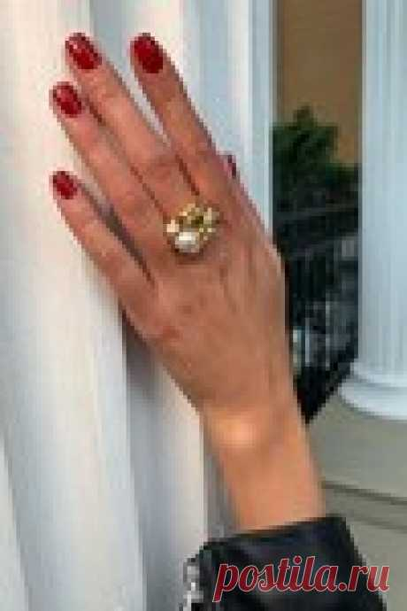 Маникюр на короткие ногти: лучшие дизайны | Vogue Russia