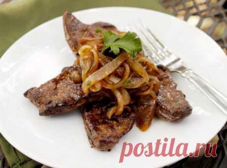 Рецепты маринадов для куриной, свиной и телячьей печени