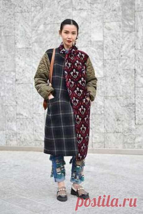 Street Style 2019 2020 уличная мода