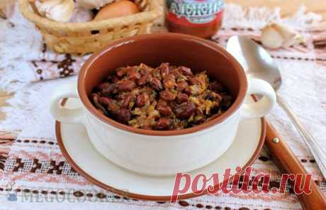 Лобио в мультиварке - рецепт с пошаговыми фото — MEGOCOOKER