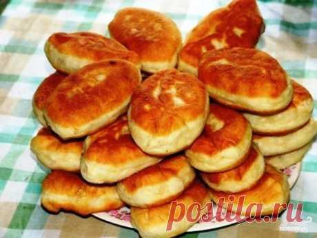 Пирожки с вишней - пошаговый рецепт с фото на Повар.ру