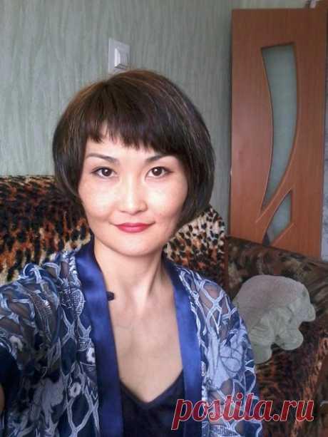 Мадина Мустаханова