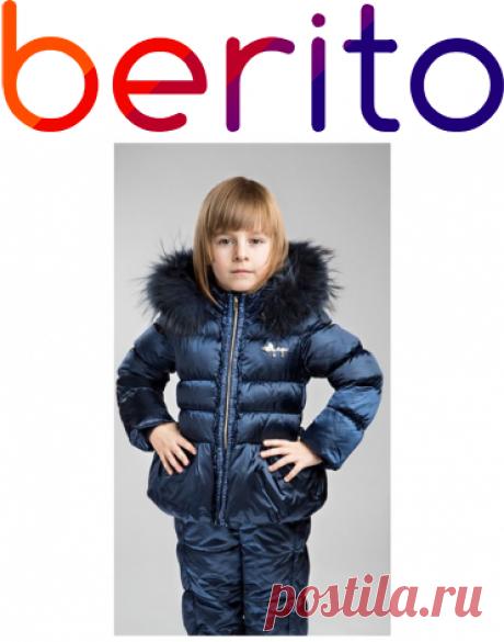 Полукомбинезон и куртка, комплект VIA LATTEA  на зиму  для девочки 225272, купить за 10 900 руб. в интернет-магазине Berito