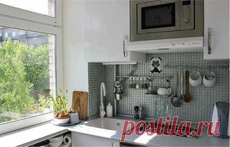 Рейлинги на кухне – полный гид по выбору и использованию