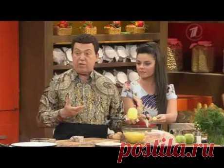 Иосиф и Нелли Кобзон Время обедать! 04 04 2014