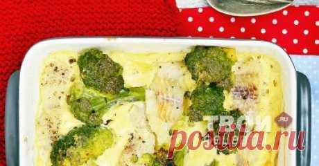 """Рыбная запеканка с картофелем - вкусный рецепт с пошаговым фото. Рецепт """"Рыбная запеканка с картофелем"""" готов, приятного аппетита ;)"""