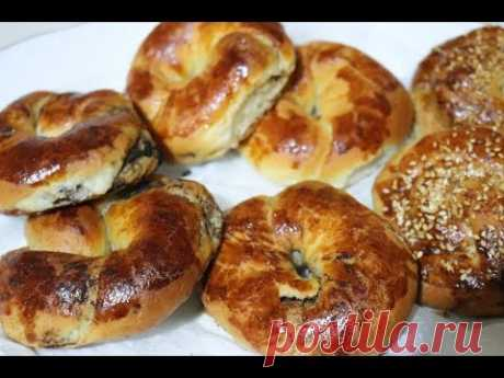 Рецепт ачма- турецкой выпечки/Açma Tarifi