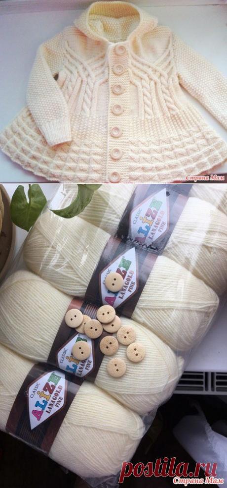 Катерина Мушин  вязание спицами детское пальто спицами пальто пальто спицами для детей вязание для детей вязание детям