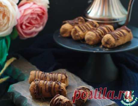 Пирожное «Картошка» с шоколадно-сливочным кремом – кулинарный рецепт