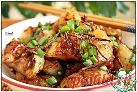 Карамелизированная рыба – кулинарный рецепт