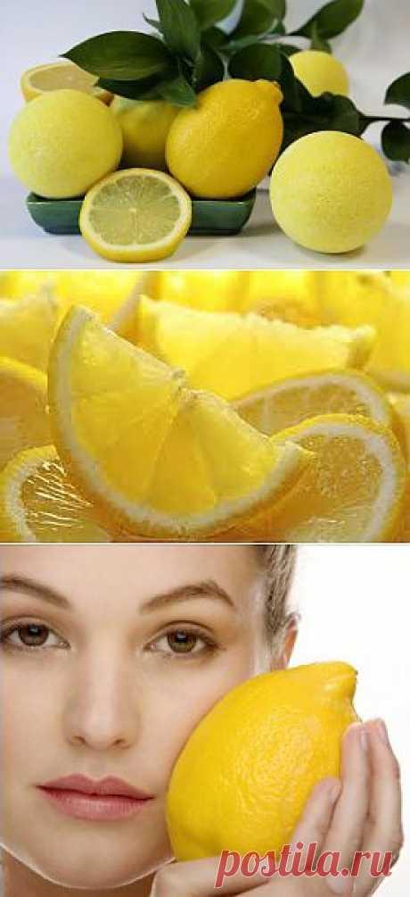 Необычное применение лимона |
