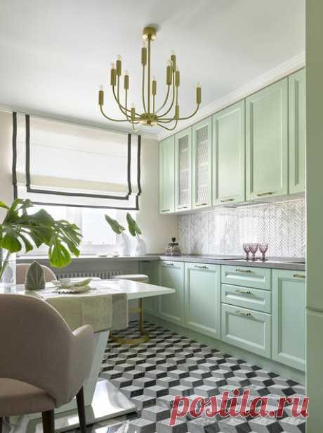 Какая палитра для кухни — беспроигрышный вариант? Показывают дизайнеры