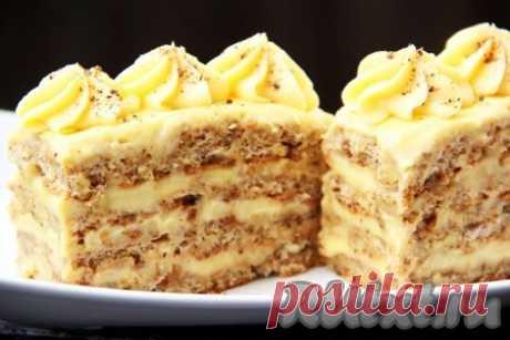 Рецепт ореховых пирожных Рецепт ореховых пирожных.   Хочу поделиться удивительным рецептом приготовления наивкуснейших ореховых пирожных, которые получаются очень вкусными, нежными и просто тающими во рту. Конечно, с их приго…