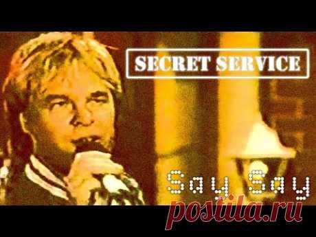 Secret Service — Say Say (ТВ, Бремен, 1987)