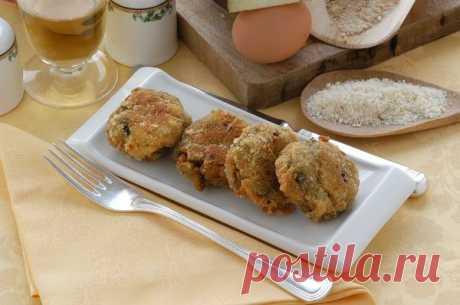 Котлеты из баклажанов вкуснее мясных! Рецепт котлет