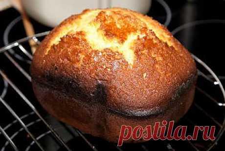 Рецепт кекса для хлебопечки - Кексы . 1001 ЕДА вкусные рецепты с фото!