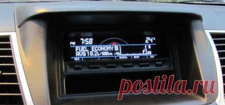 По каким причинам может увеличиться расход топлива?